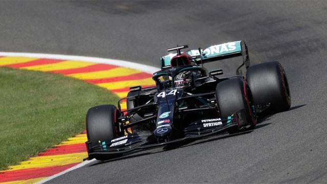 Fórmula 1: Lewis Hamilton se quedó con la pole en Bélgica