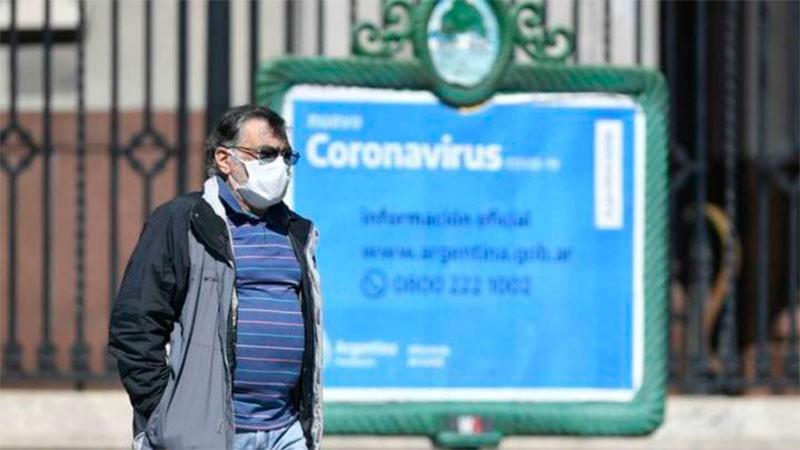 Confirmaron 9.309 nuevos contagios y 203 muertes en Argentina