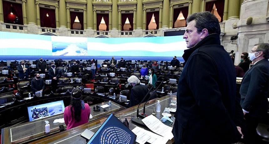 Diputados aprobó y giró al Senado la ampliación de la moratoria impositiva