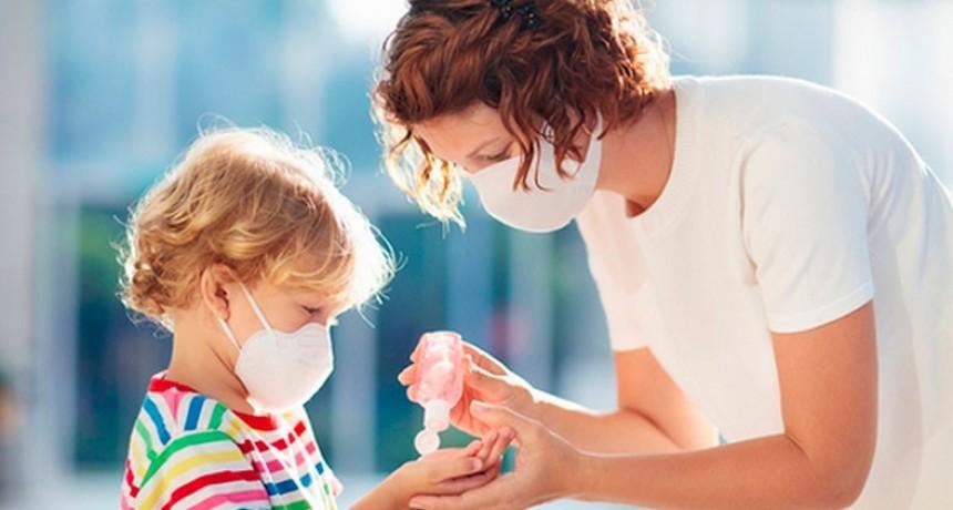 Aseguran que los niños pueden ser portadores de altos niveles de coronavirus