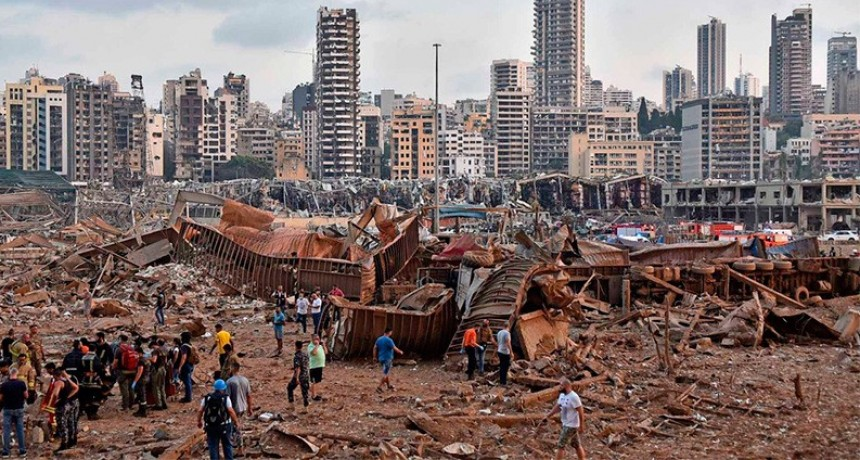 Trágicas explosiones en Beirut: Revelan qué provocó el desastre