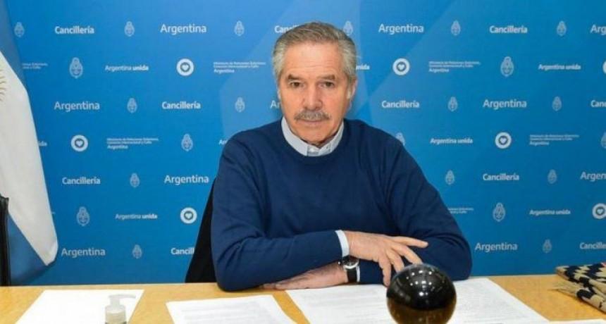 Felipe Solá habló del megaplan del campo para incrementar las agroexportaciones