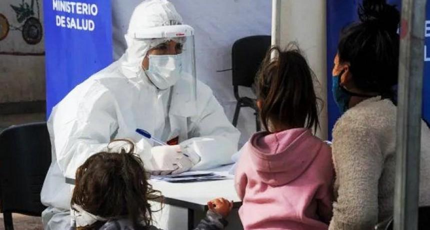 Coronavirus: este viernes hubo 160 muertos y 7.482 nuevos casos