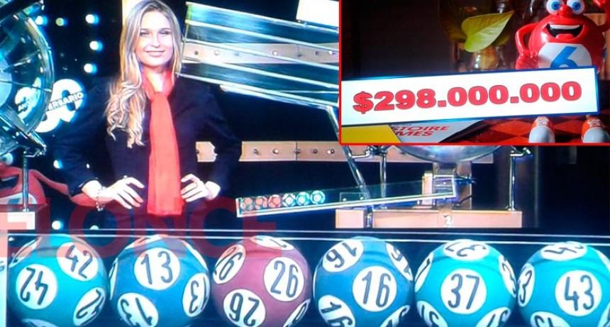 Pozos del Quini 6 quedaron vacantes y 17 apostadores ganaron más de $415.000