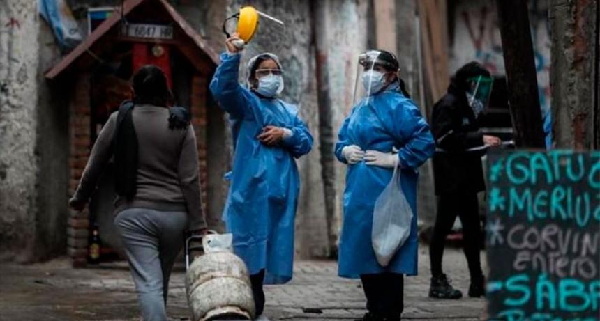 Con 240 muertos en el día, Argentina superó los 5000 fallecimientos por covid-19