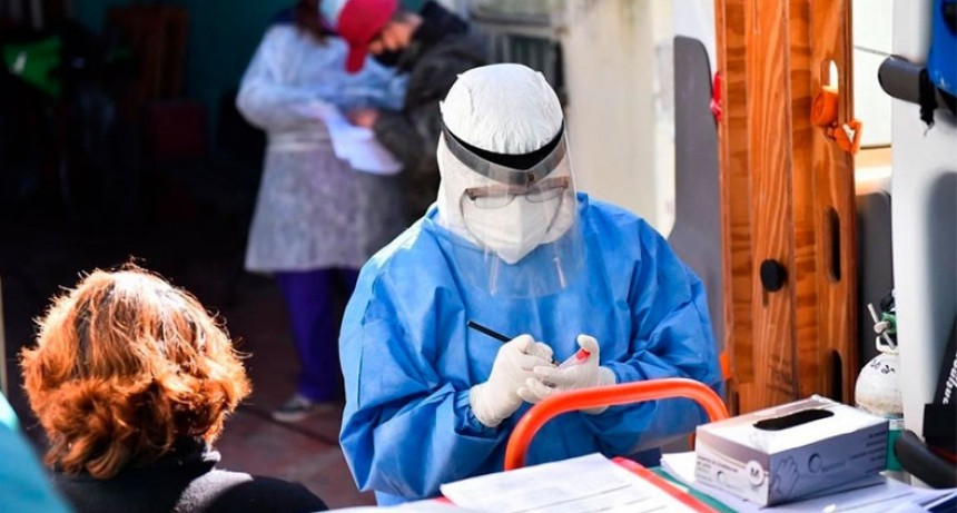 Coronavirus en Argentina: Confirmaron 209 muertes y 7.663 nuevos casos