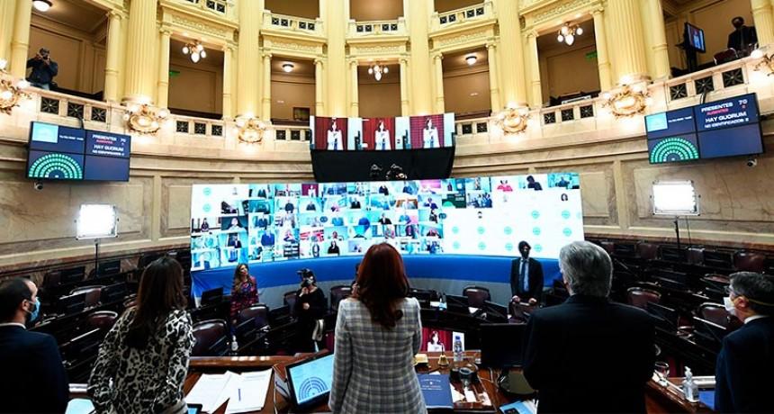 Por unanimidad, el Senado aprobó el proyecto de asistencia turística
