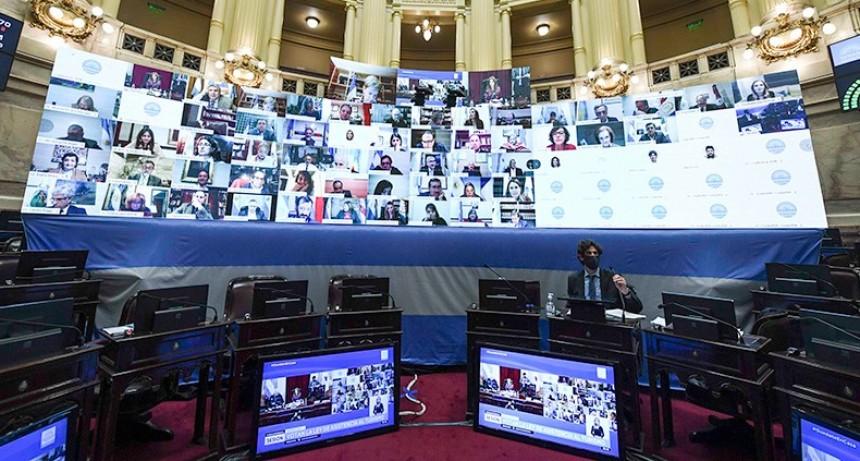 El Senado convirtió en Ley la ampliación de la moratoria fiscal: Qué establece