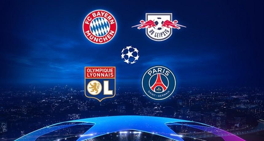 Alemanes contra franceses en el Final 4: Así serán las semifinales de la Champions League