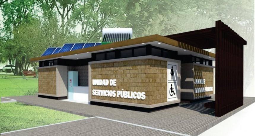 La UCR acompaña el Proyecto de sus Concejales de Baños Públicos en Plaza Urquiza
