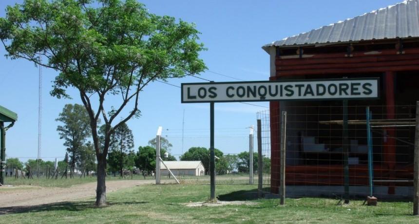 Municipalidad de Los Conquistadores: Informe semanal de gestión
