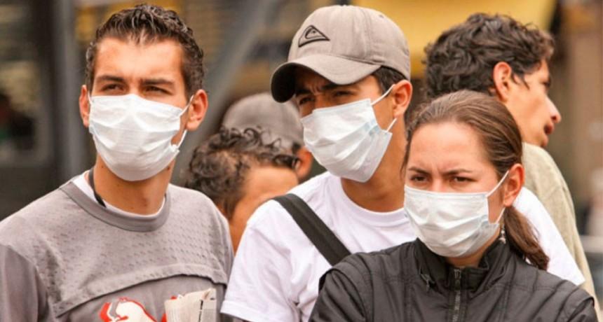 Se registraron 214 muertes y 8159 nuevos casos de covid19 en un día en Argentina
