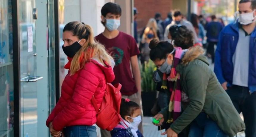 Nuevo récord de 132 casos de coronavirus en Entre Ríos: 79 en Paraná