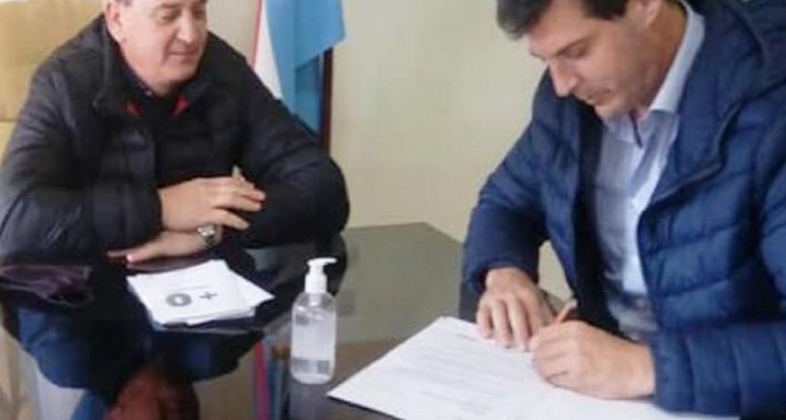 """""""Orgánico Cero"""": Herrera, del departamento Uruguay se sumó al programa de CAFESG"""