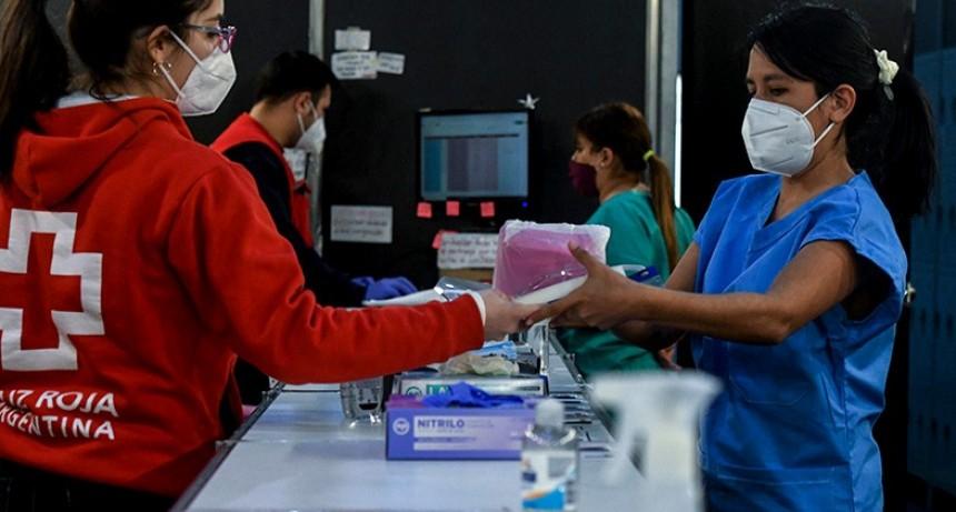 Coronavirus: Hubo 118 nuevas muertes y 7.759 casos en las últimas 24 horas