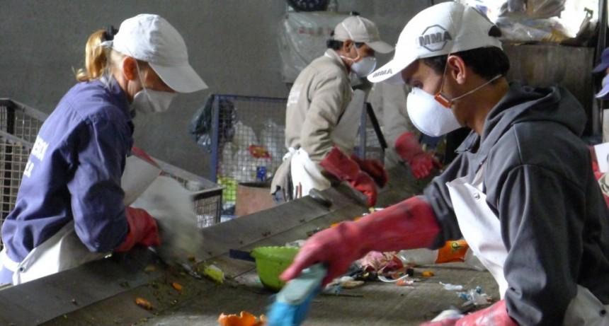 Con aportes de la Delegación Argentina se ampliará la planta de tratamiento de residuos de Federal