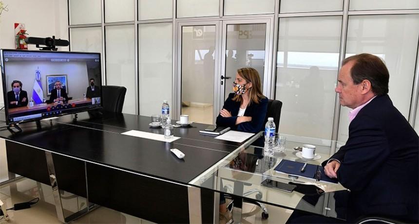 Covid19:Bordet trasladó a Fernández la preocupación por Paraná y evalúan medidas