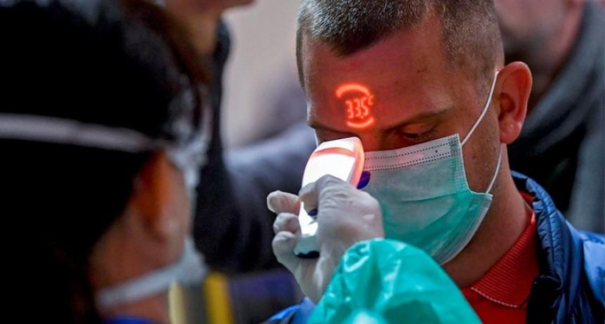 Día récord de contagios diarios: Se registraron 11.717 nuevos casos de Covid-19