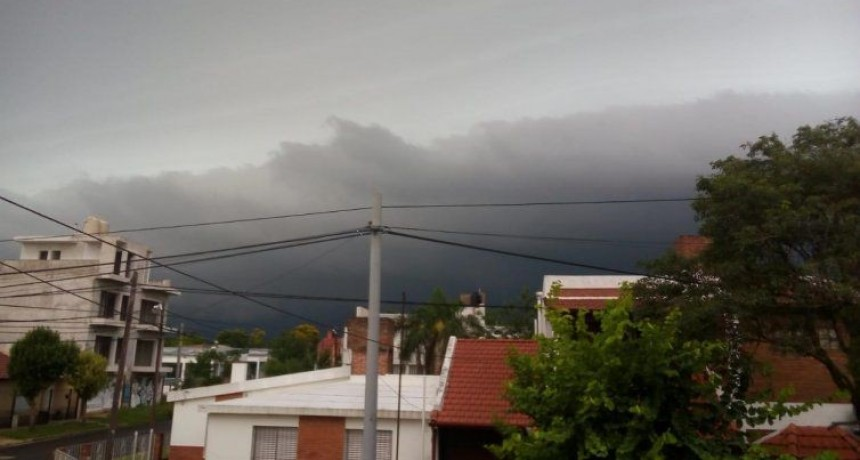 ¿Cuándo llega la Tormenta de Santa Rosa a Entre Ríos?