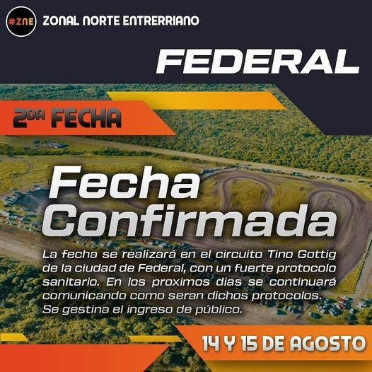 FEDERAL CONFIRMADO