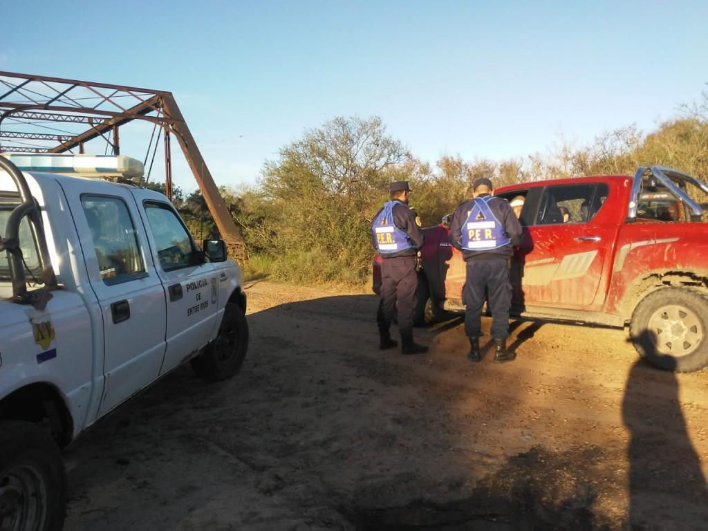 OPERATIVOS POLICIALES DE LA SEMANA