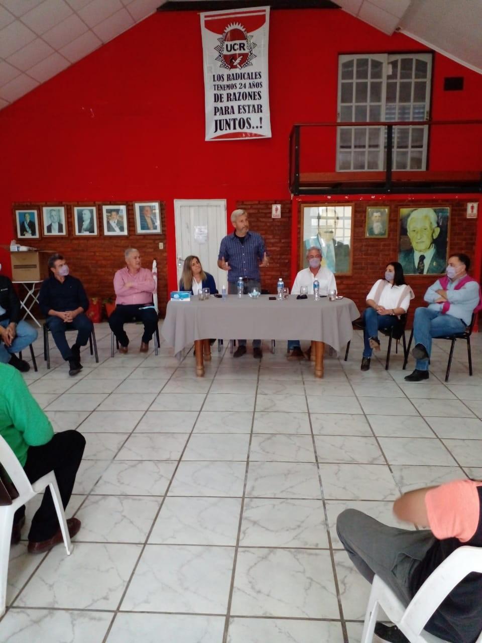 """Rogelio Frigerio de campaña en Federal """"ME COMPROMETO A HABLAR DE LAS COSAS QUE LE QUITAN EL SUEÑO A LOS ENTRERRIANOS"""""""
