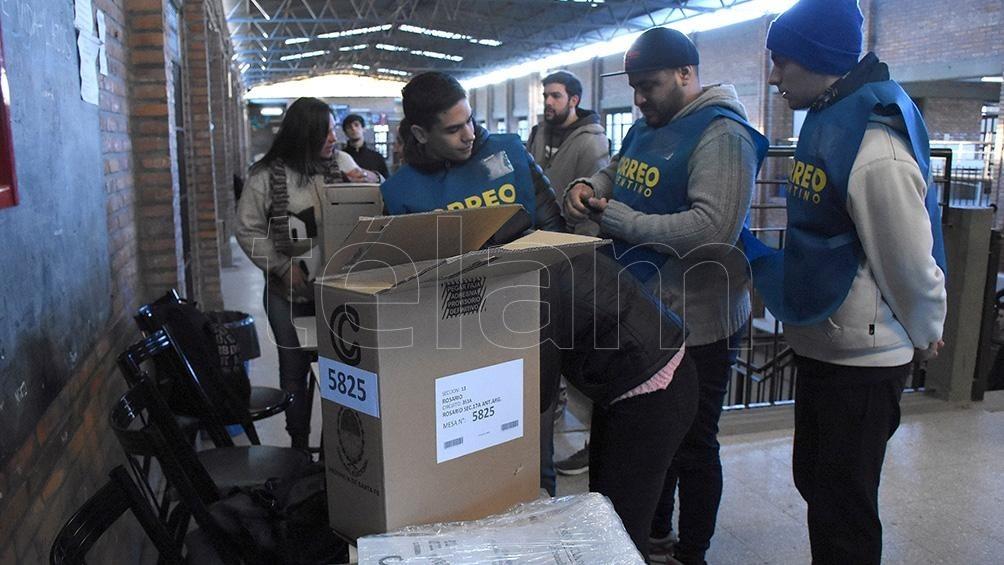 Habrá 17 mil lugares de votación y más de mil sucursales del Correo para la transmisión de datos
