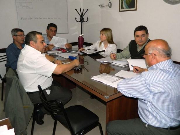 Autoridades municipales y policiales analizaron los últimos operativos de control