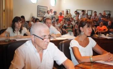 En Federación hubo escándalo en el Concejo Deliberante