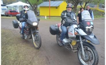 MOTOENCUENTRO DE DIAMANTE: Desde Santa Cruz al Motoencuentro