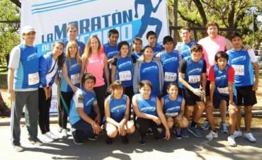 Fue un éxito la Maratón del Becario