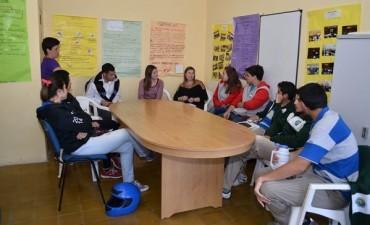El municipio coordina los festejos del día del estudiante