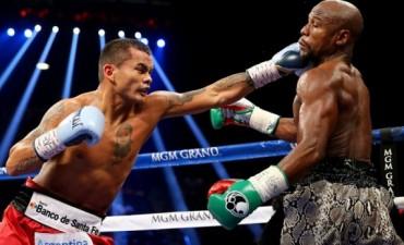 La revancha no dejó dudas: Marcos Chino Maidana perdió de nuevo ante Floyd Mayweather