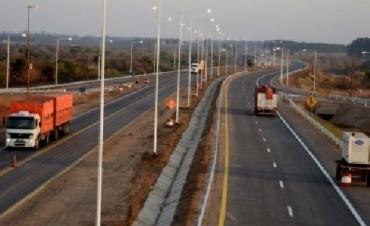 Los Concejos Deliberantes de la costa del Uruguay piden más controles en la autovía 14