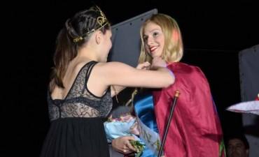 La reina de los estudiantes 2014: ELINA GARATE