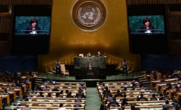 Cristina Kirchner defendió el pacto con Irán y cuestionó a