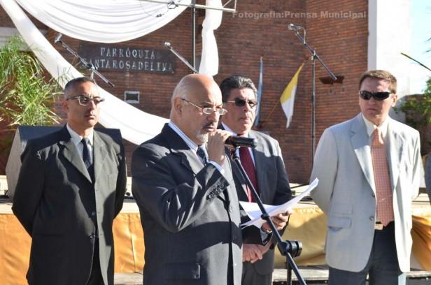 Felipe Torres recordó a los fundadores de Federal y destaco lo realizado sin tener apoyo provincial