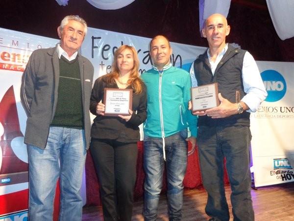 Federalenses fueron premiados por el Diario Uno de Entre Ríos