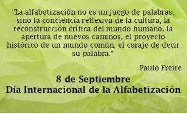 8 de Setiembre: Día Internacional de Alfabetización