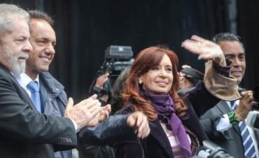 """Cristina: """"Quiero reivindicar a todos los argentinos que por adherir a una idea son estigmatizados"""