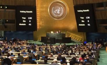 La ONU aprobó una resolución para limitar las acciones de los holdouts en canjes de deuda