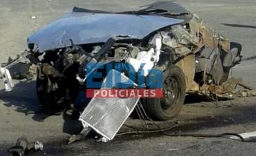 Rutas entrerrianas: choque con dos muertos en Villa Paranacito