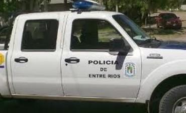 Secuestran vehículo que intento darse a la fuga