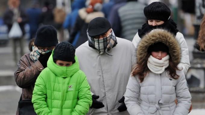 El invierno no se quiere despedir: Pronostican una semana con mucho frío