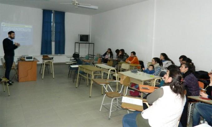 El Municipio expuso su experiencia en el tratamiento de los residuos en la UTN de Conc. del Uruguay