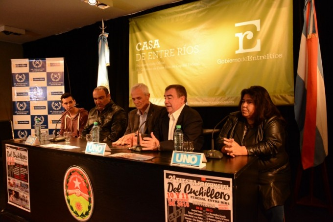 La comisión del Club Social y Deportivo Talleres agradece a los sponsor y firmas que apoyan la segunda Fiesta Provincial del Cuchillero
