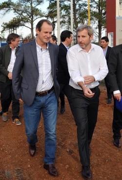 Bordet avanzó en gestiones sobre viviendas y el crédito internacional para la provincia y los municipios