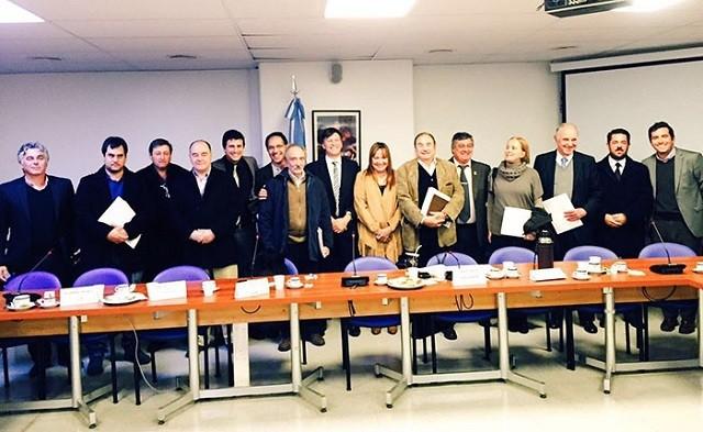 Visita a Chajarí: la citricultura en la agenda de los Diputados Nacionales