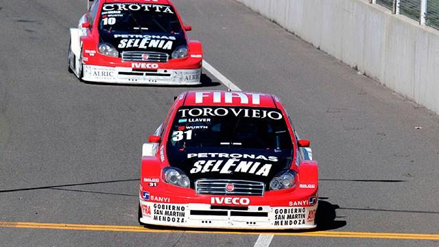 Súper TC2000: Llaver se quedó con el triunfo en Toay y Werner fue cuarto