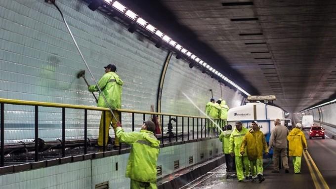 Advierten que en 10 años podría colapsar el tránsito por el túnel subfluvial